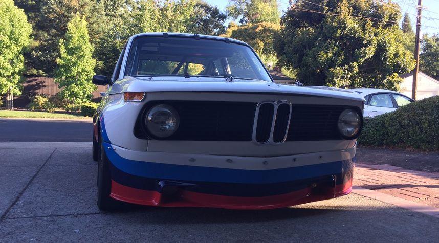 Main photo of Justin Clark's 1972 BMW 2002