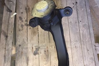homepage tile photo for Apparently the rear left trailing arm on my E46 is bent (the...