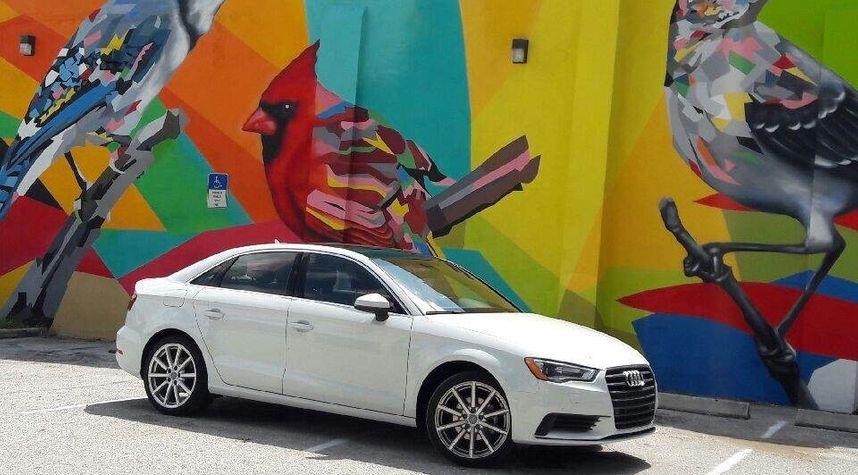 Main photo of Chris Maloy's 2015 Audi A3