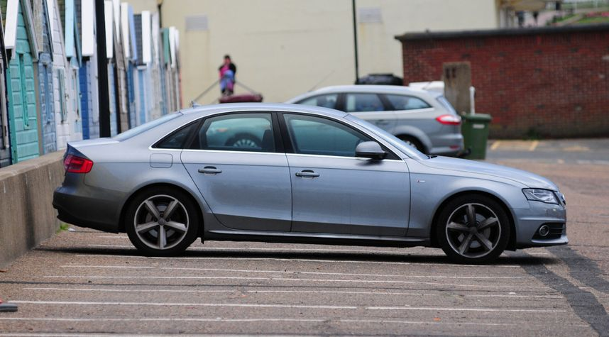 Main photo of Spencer Tidd's 2008 Audi A4