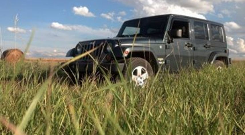 Main photo of Justin Jones's 2007 Jeep Wrangler