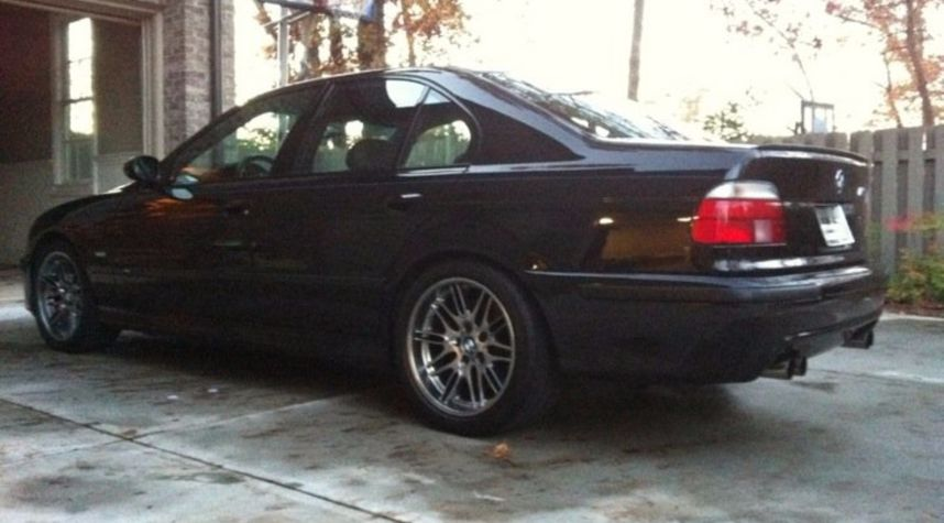 Main photo of Casey Foster's 2003 BMW M5