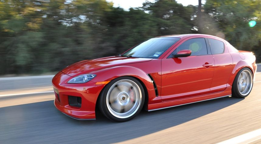 Main photo of Scott Redmond's 2004 Mazda RX-8