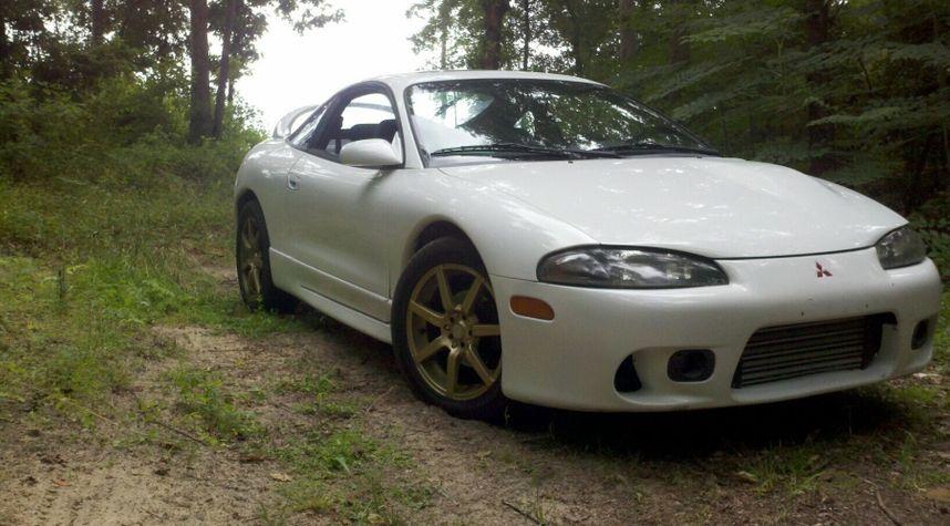 Main photo of Brandon Scott's 1998 Mitsubishi Eclipse