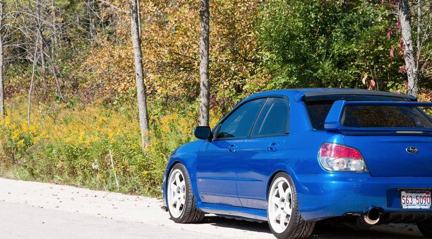 Main photo of LJs Wood Shop's 2006 Subaru Impreza