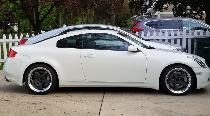 Main photo of Matt H's 2004 Infiniti G35