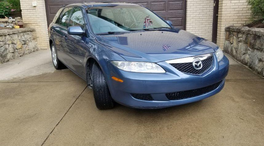 Main photo of Kevin Carlins's 2004 Mazda MAZDA6