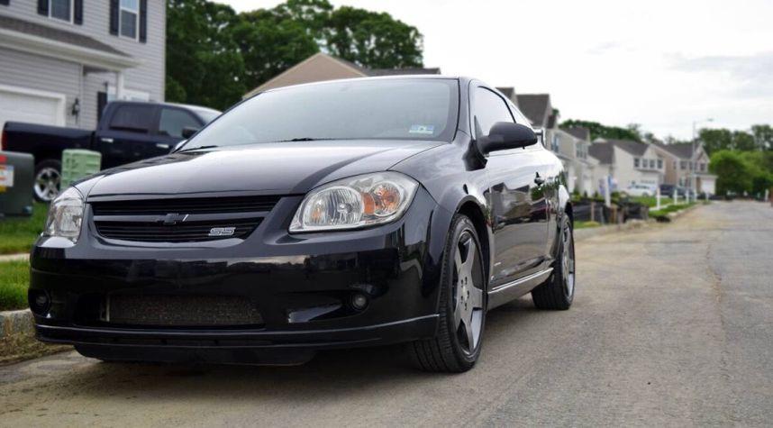 Main photo of Dan Hansen's 2006 Chevrolet Cobalt