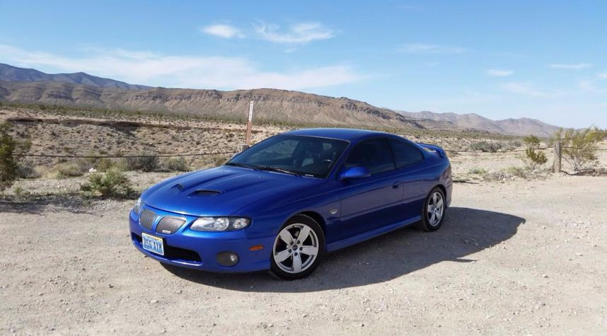 Main photo of Easton Shew's 2005 Pontiac GTO