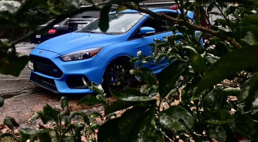 Main photo of Christopher Parsons's 2017 Ford Focus RS