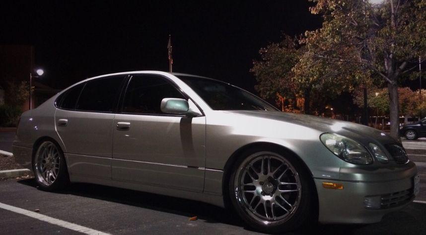 Main photo of Mark Cayabyab's 2001 Lexus GS 430