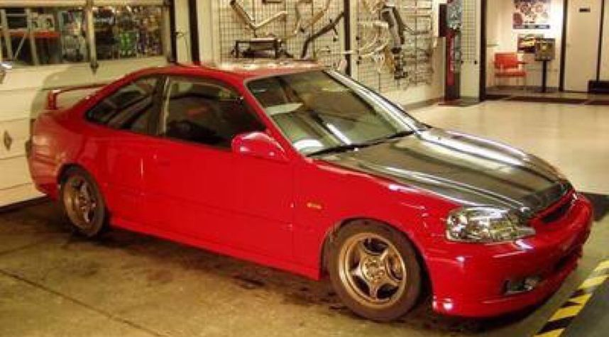 Main photo of Anthony Conrad's 2000 Honda Civic