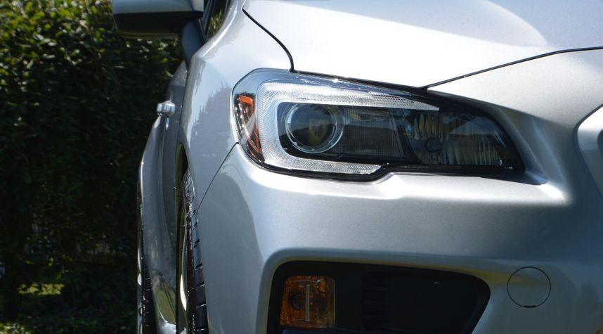 Main photo of Tony Kirk's 2015 Subaru WRX