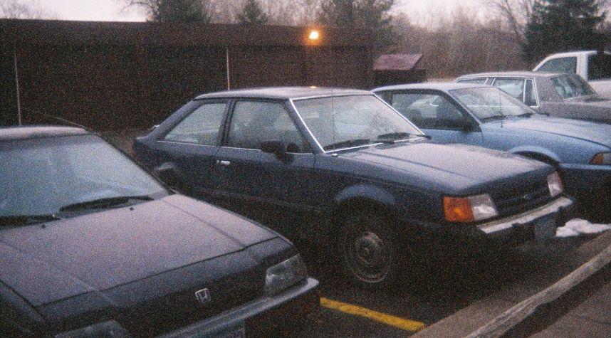 Main photo of Chris Witkowski's 1988 Ford Escort