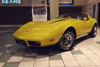 homepage tile photo for From Sept 5th to the 11th the Vette will be at Plaza Las Americas...