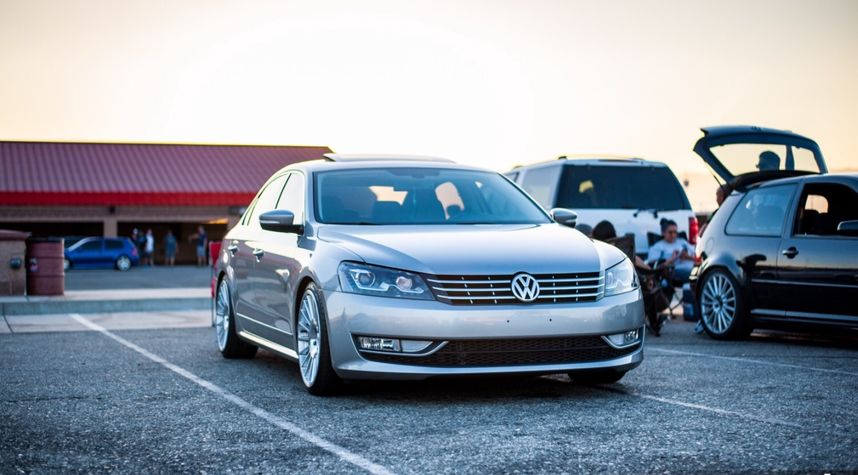Main photo of Steve Kelly's 2013 Volkswagen Passat