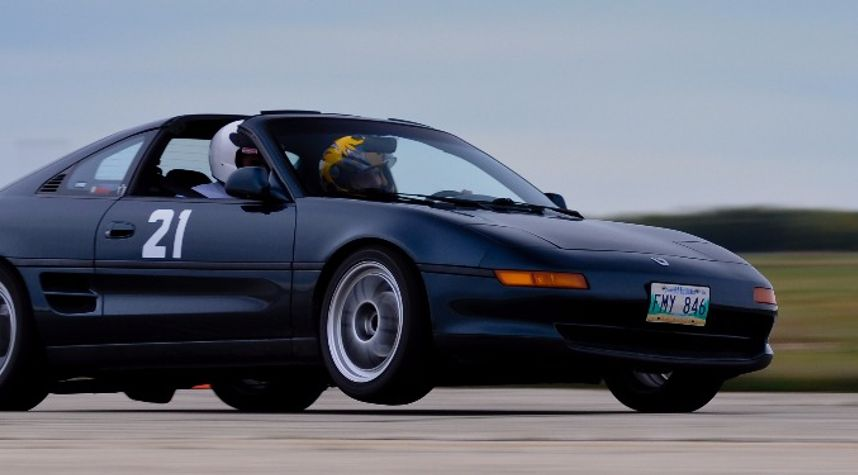 Main photo of Bryan Sprange's 1992 Toyota MR2