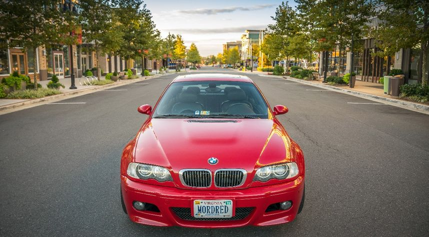 Main photo of Cliff Mordred's 2003 BMW M3