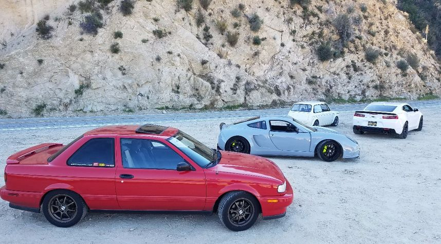 Main photo of Reid Bendix's 1992 Nissan Sentra