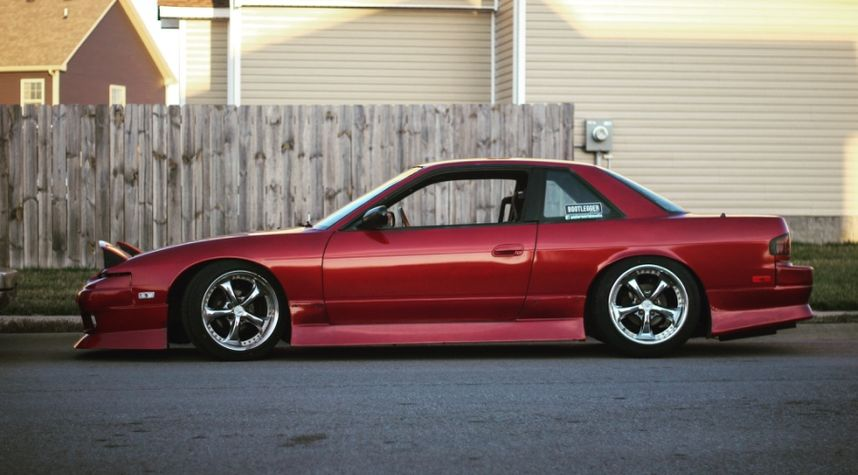 Main photo of Battle Tested's 1990 Nissan 240SX