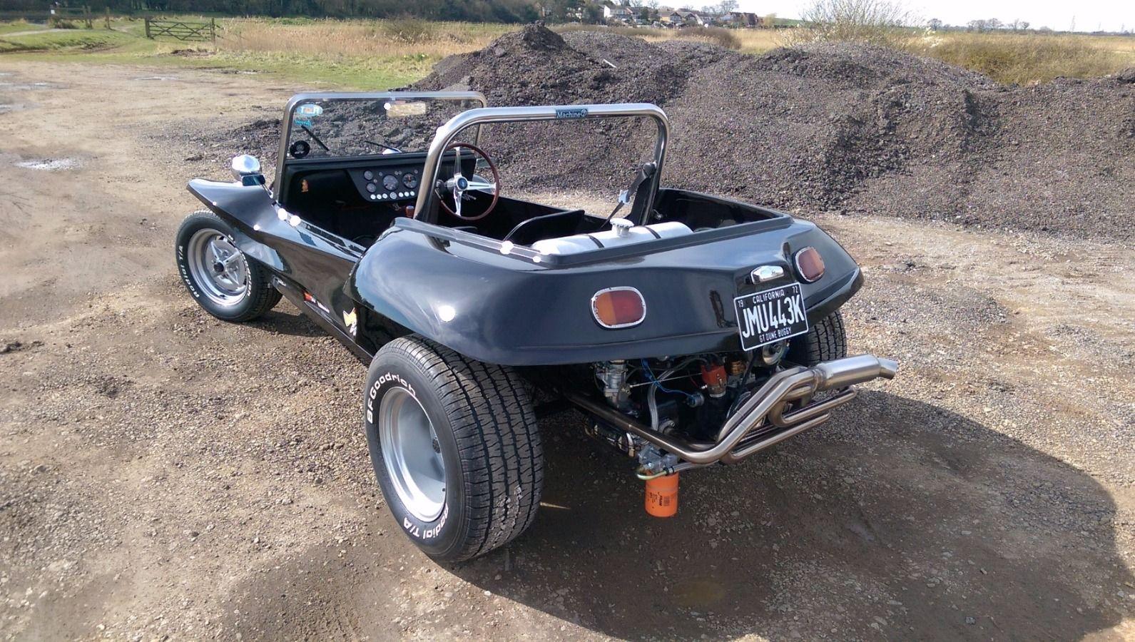 dune buggy vw baja bug CRANK RACER SPACER