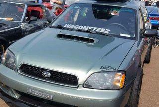 homepage tile photo for Subaru Outback Rally