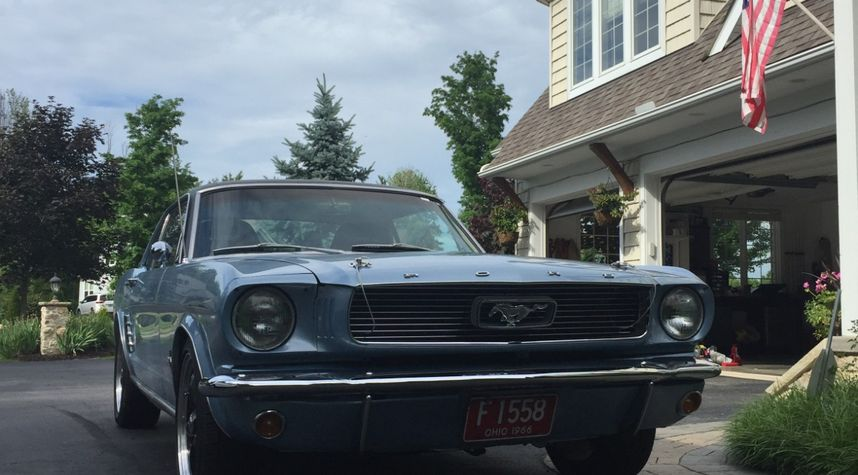 Main photo of STEVEN MARINO's 1966 Ford Mustang