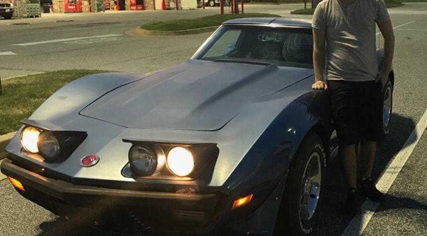 Main photo of Brad Marshall's 1974 Chevrolet Corvette