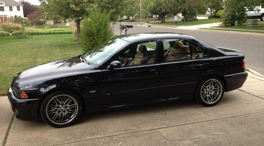 Main photo of Paul Schatzel's 2002 BMW M5