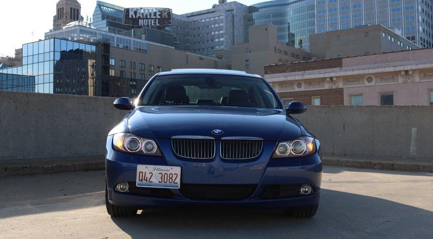 Main photo of Peter Tweed's 2008 BMW 3 Series