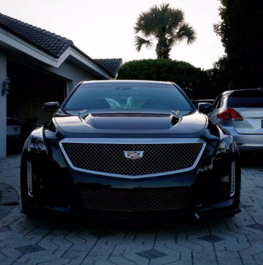 2016 Cadillac Cts V Starts At 84 990 Arrives This Summer: Todd Pease's 2016 Cadillac CTS-V On Wheelwell
