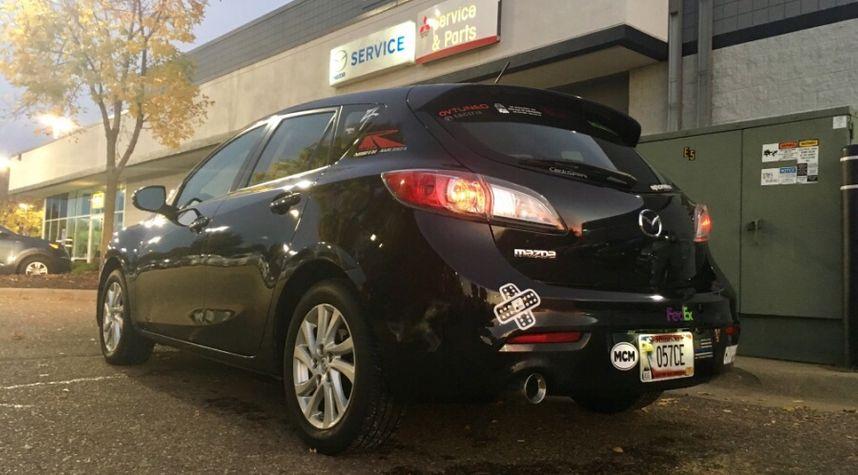 Main photo of Kevin Tran's 2012 Mazda MAZDA3