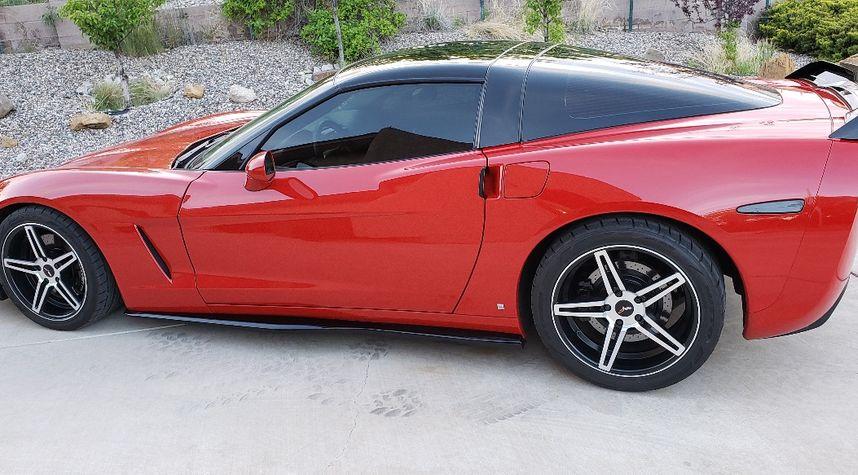 Main photo of Jamison  Spam's 2007 Chevrolet Corvette