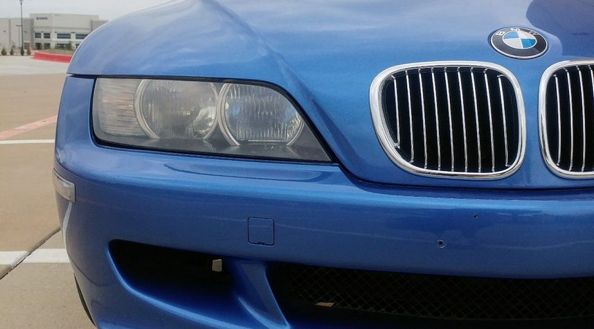 Main photo of Roger Roger's 2002 BMW Z3