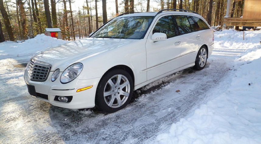 Main photo of Andrew Cole's 2008 Mercedes-Benz E-Class