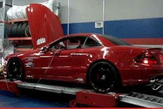homepage tile photo for The Red Devil on the dyno