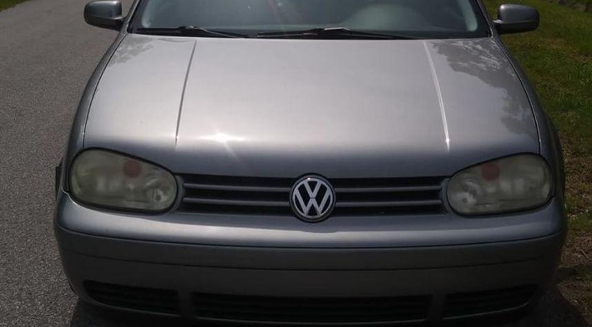 Main photo of Kareem Campbell's 2004 Volkswagen GTI