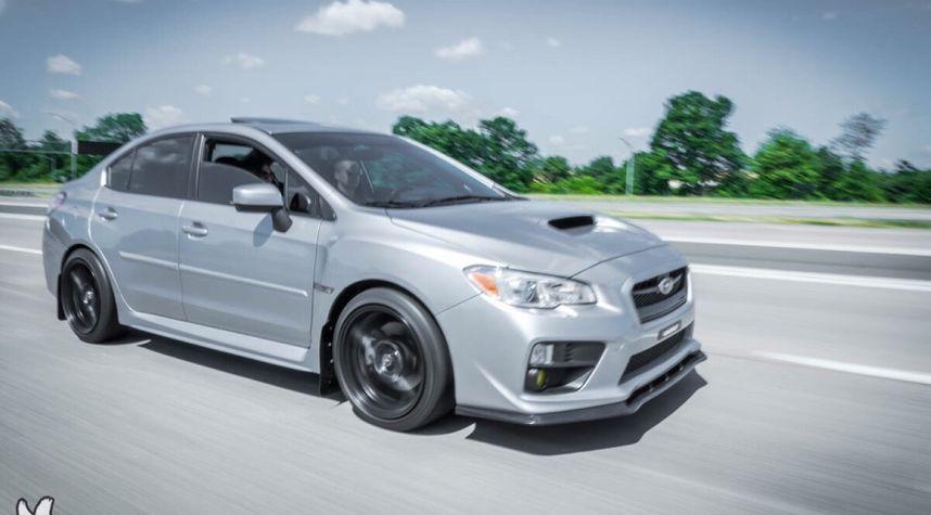 Main photo of Ryan DiChello's 2016 Subaru WRX