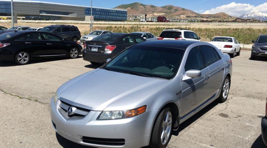 Main photo of Jace B's 2004 Acura TL