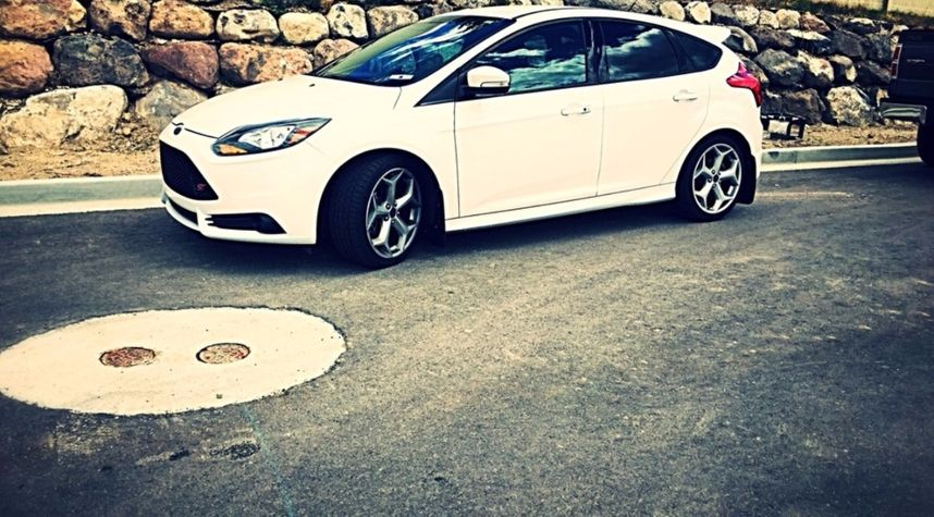 Main photo of Austin Ostergaard's 2014 Ford Focus ST