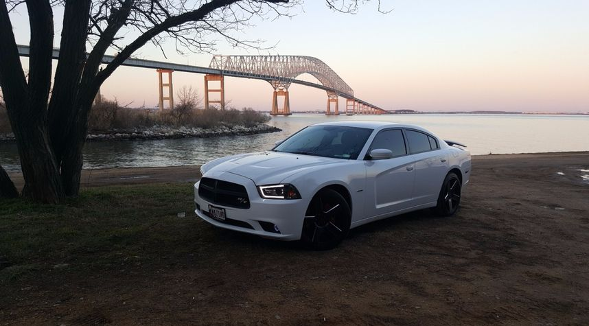 Main photo of Jimmy Carberry's 2014 Dodge Charger