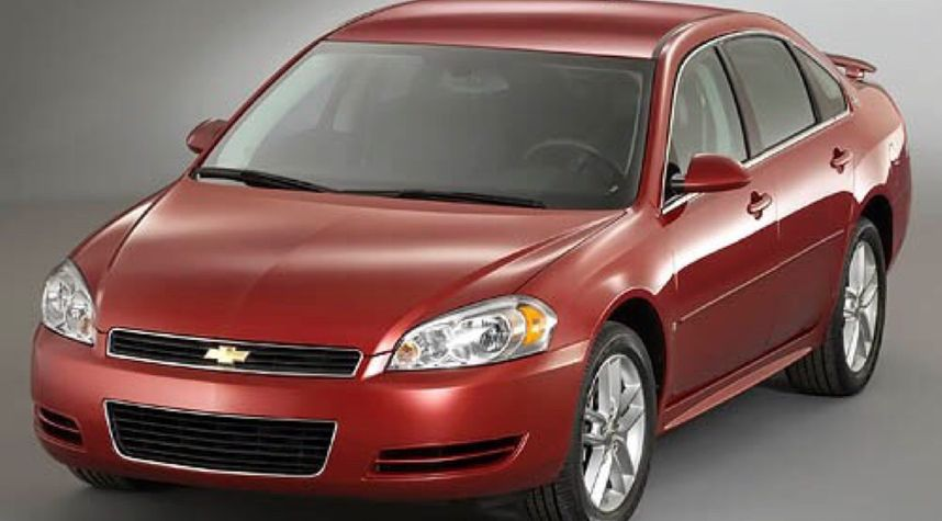 Main photo of Juan Chavira's 2008 Chevrolet Impala