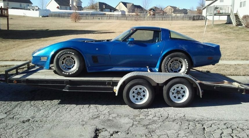 Main photo of Nathaniel Patrick's 1982 Chevrolet Corvette