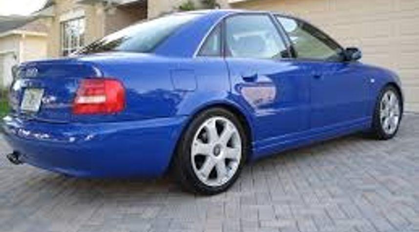 Main photo of Luis Marquez's undefined Audi S4