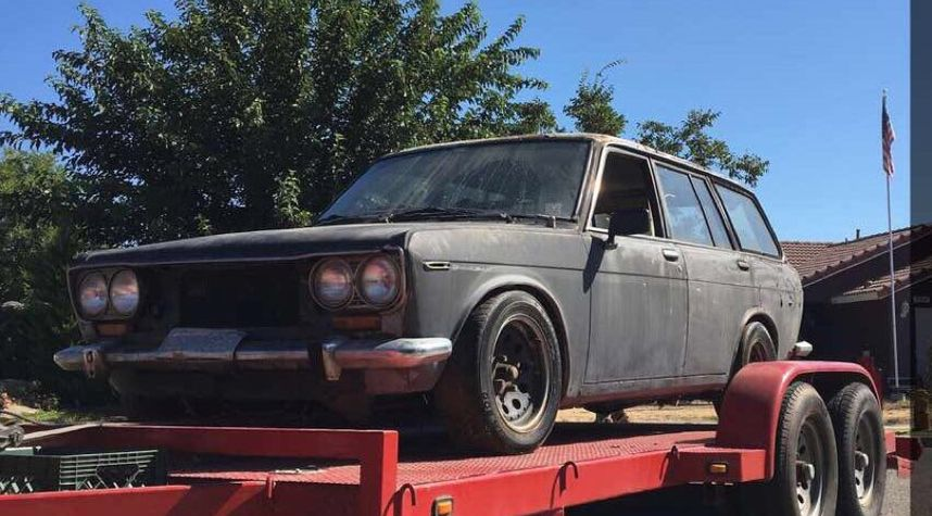 Main photo of Preston Ruiz's 1969 Datsun 510