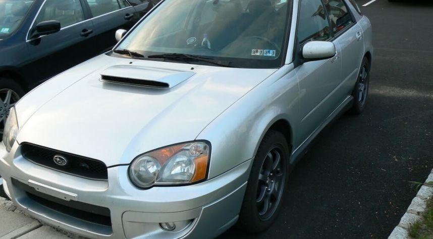 Main photo of S E's 2004 Subaru Impreza