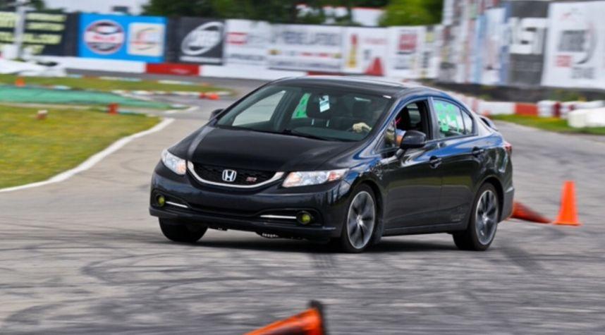 Main photo of Guillaume Latulippe's 2013 Honda Civic