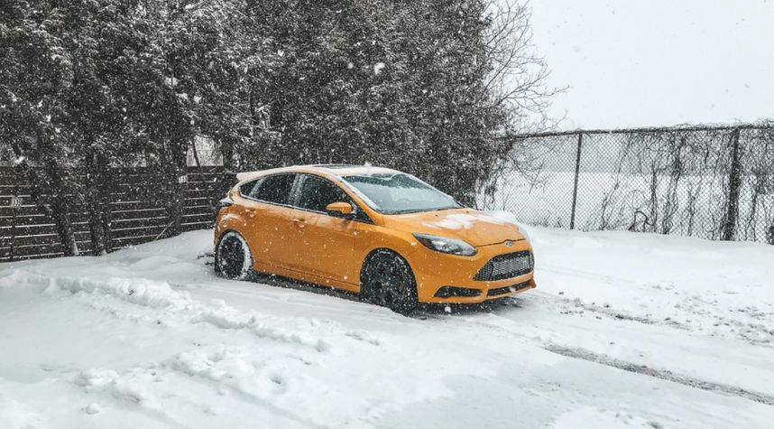 Main photo of Jessica Pomerleau's 2013 Ford Focus ST