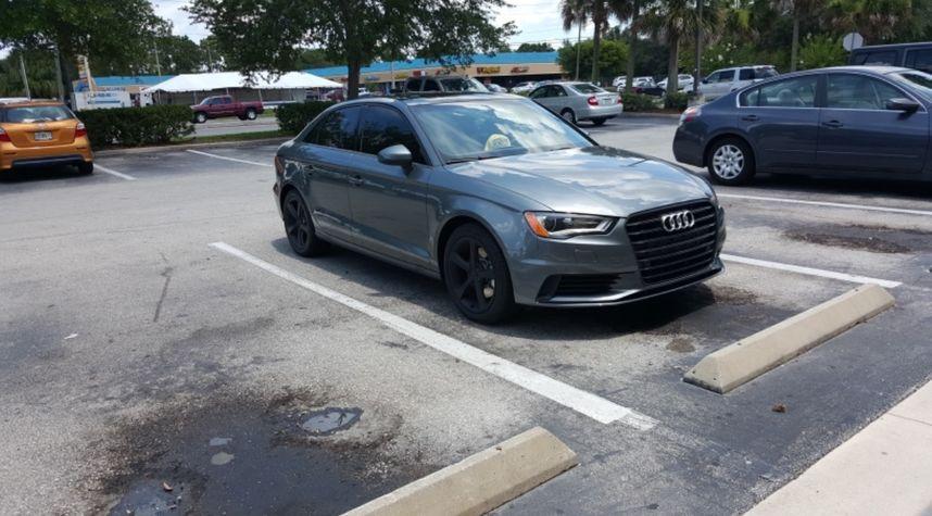 Main photo of Ryan Edison's 2015 Audi A3
