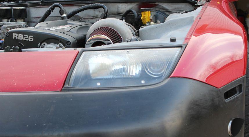 Main photo of Cason Stewart's 1991 Nissan 300ZX